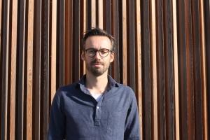 Guido Hermans, doktorand på Designhögskolan